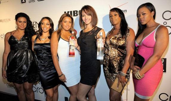 Shaunie O Neal Says Basketball Wives La Cast Sprinkled With Trash